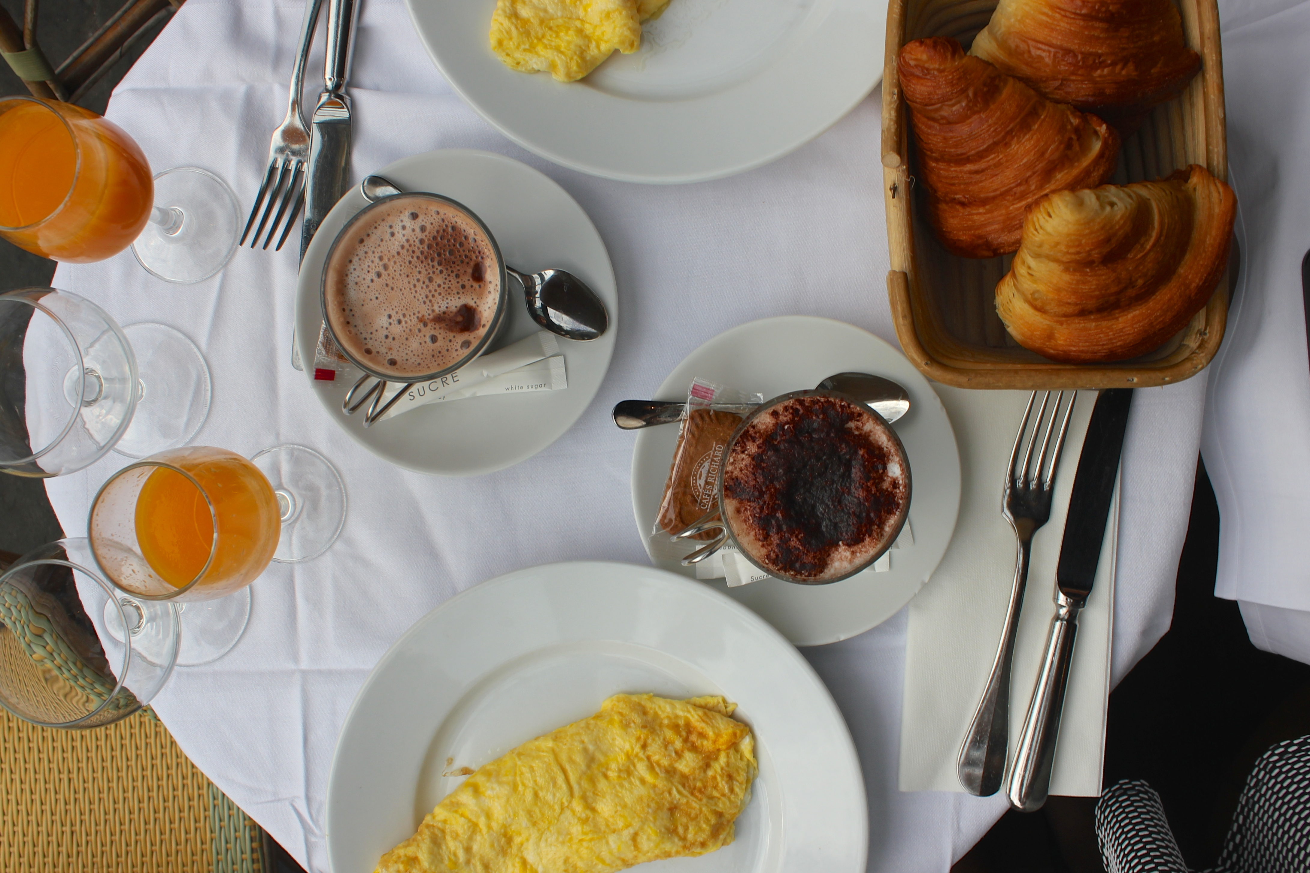 Travel | The French Breakfast | recollections of food