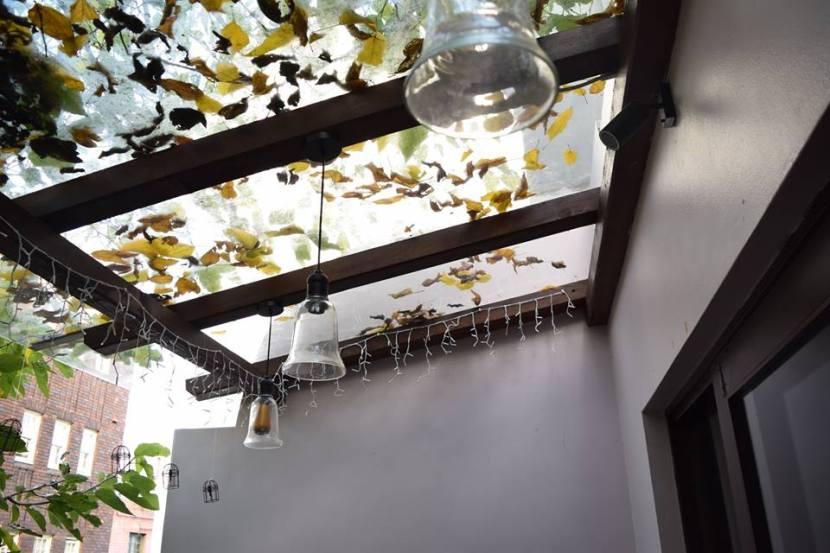hidden getaway ceiling